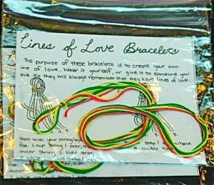 lines of love bracelets